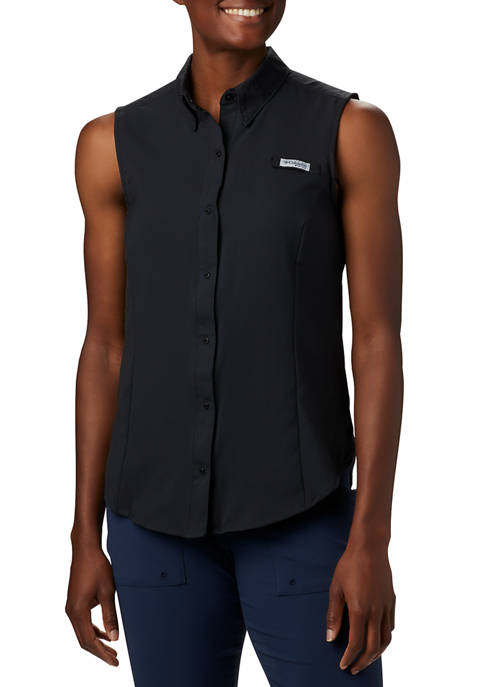 Columbia Tamiami Womans Sleeveless Shirt