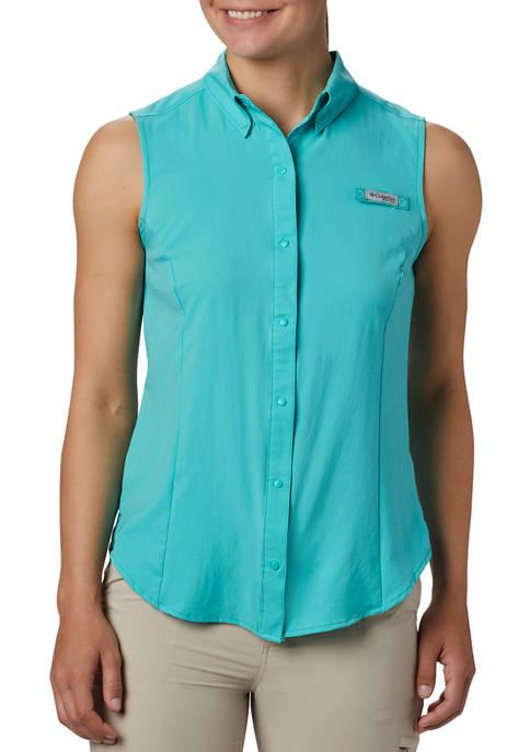 Columbia Tamiami Womans Sleeveless Shirt