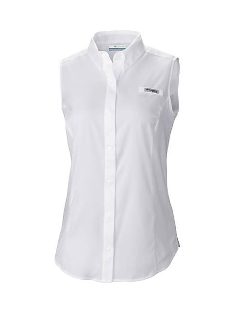 Columbia Plus Size Tamiami™ Sleeveless Shirt