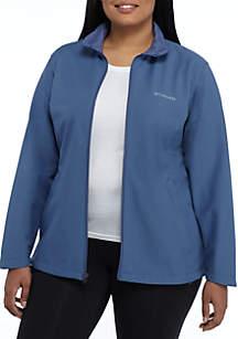 Plus Size Women's Kruser Ridge Softshell Jacket