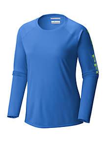 1894b18a7 ... Columbia Plus Size Long Sleeve Tidal T Shirt II