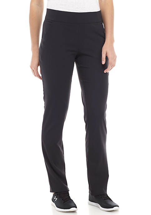 Columbia Womens Anytime Casual Pull-On Pants