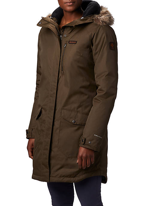 Columbia Suttle Mountain™ Long Insulated Jacket
