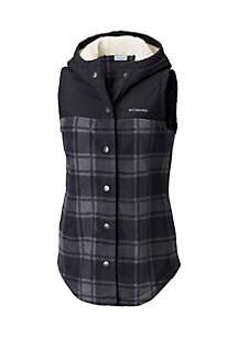 Plus Size Benton Springs™ Overlay Vest
