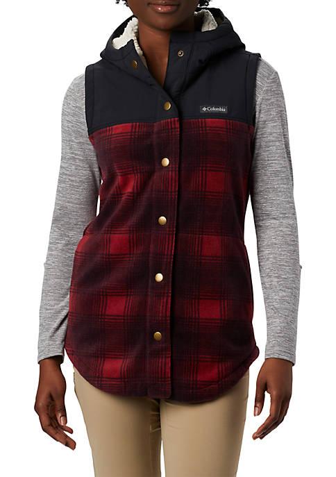 Columbia Plus Size Benton Springs™ Overlay Vest