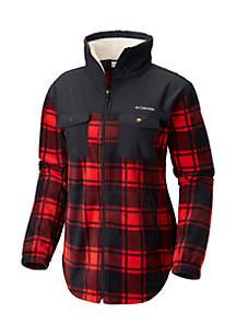 Benton Springs™ Overlay Fleece Jacket