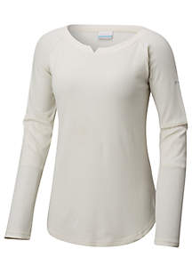 Plus Size Fall Pine Washed Crew Neck Tee