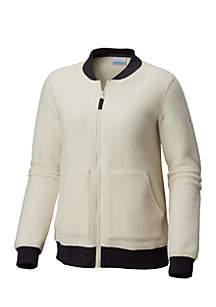 Feeling Frosty Sherpa Full-Zip Jacket