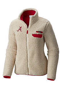 Collegiate Mountain Side Heavyweight Fleece Jacket