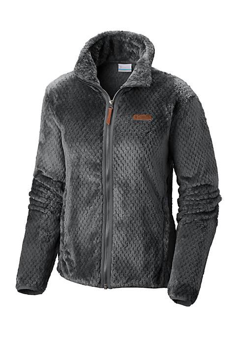 Columbia Plus Size Fire Side Sherpa Jacket
