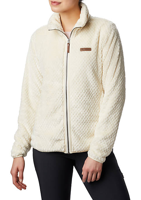 Plus Size Fire Side Sherpa Jacket