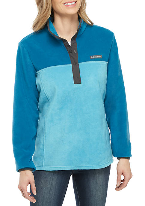 Columbia Three Lakes™ Half Snap Sweater