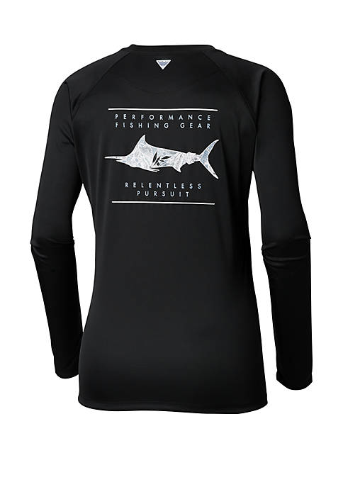 Tidal Tee PFG Printed Fish™ Long Sleeve Shirt