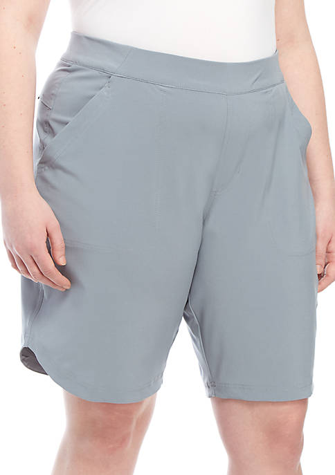 Columbia Plus Size Place to Place Shorts