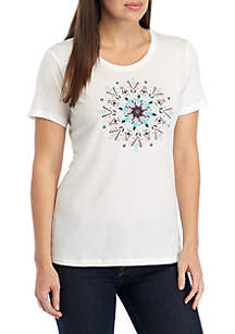 Columbia BUTTERFLY WING MEDALLION TEE
