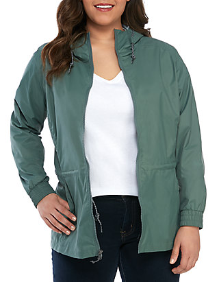 1ab7a99622e Columbia Plus Size Proxy Falls Rain Jacket ...