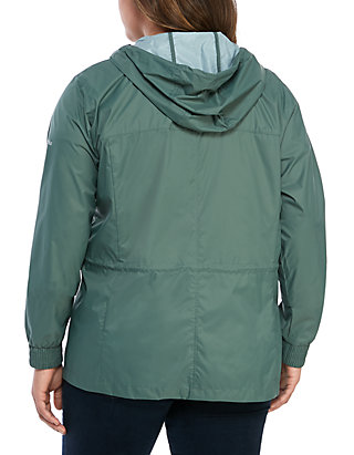 d936c498356 Columbia Plus Size Proxy Falls Rain Jacket