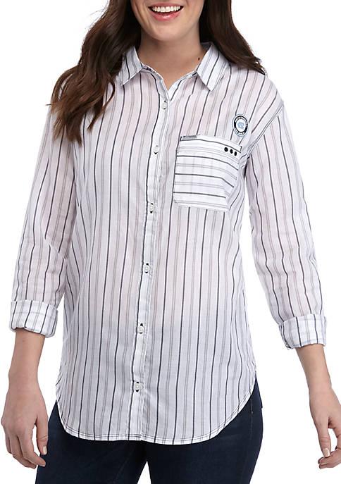 Columbia Collegiate Sun Drifter Button Down Shirt