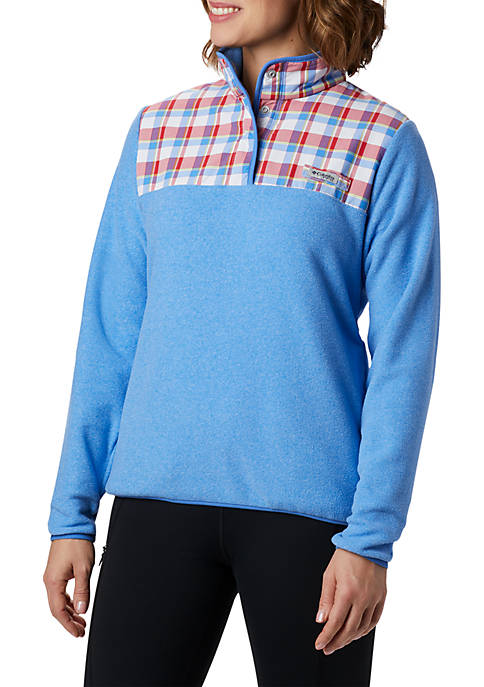 Columbia Harborside™ Overlay Fleece Pullover