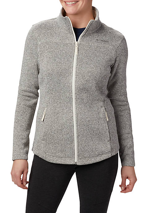 Columbia Canyon Point™ Sweater Fleece Full Zip Jacket