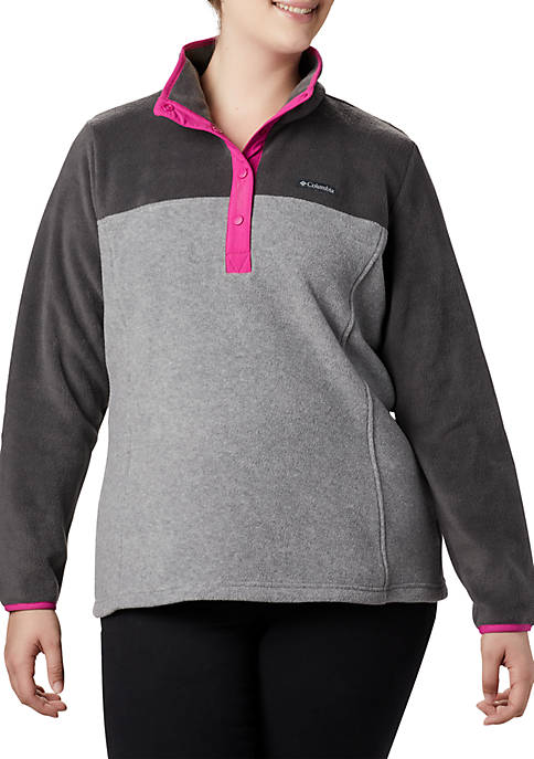Columbia Petite Benton Spring™ Half Snap Pullover