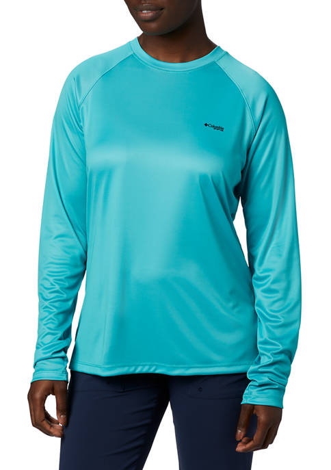 Columbia Tidal PFG Printed Triangle™ Long Sleeve T-Shirt