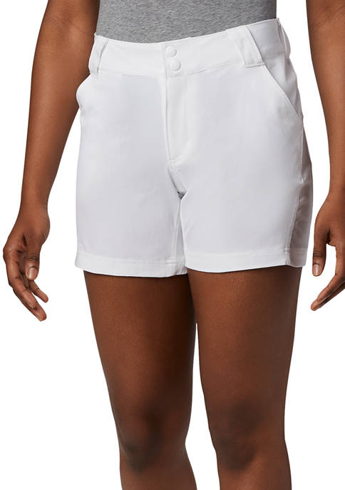 Columbia Womens 5 Inch Coral Point III Shorts