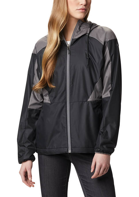 Columbia Side Hill Lined Windbreaker