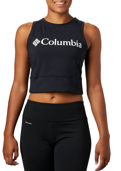 Columbia Cropped Tank Top