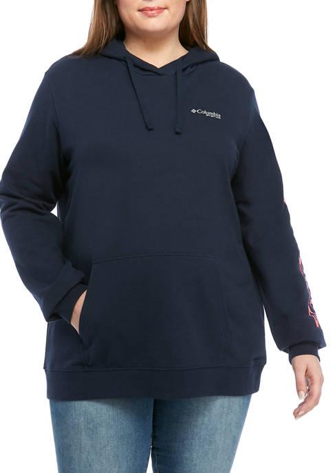 Plus Size PFG Logo Hoodie