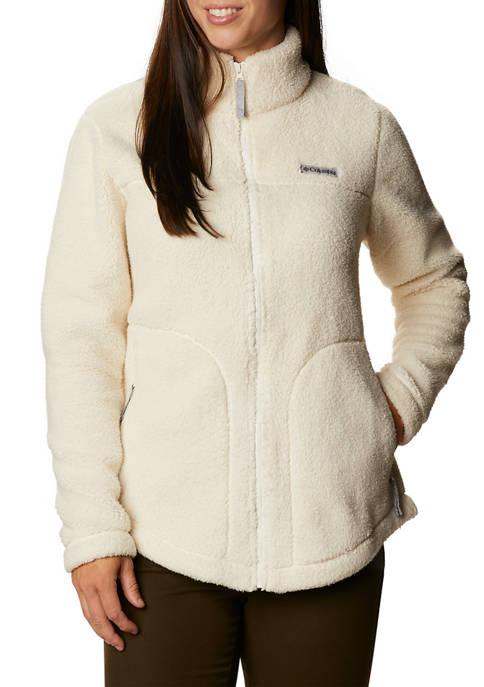 Columbia Womens CSC Sherpa Full Zip Jacket