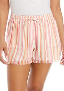 ef4d27ad36d6dc Short Sleeve Pocket T-Shirt · Pork Chop Pocket Frayed Hem Shorts