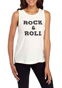 Rock and Roll Muscle Tank