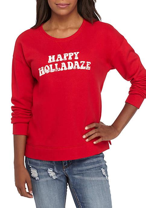TRUE CRAFT Graphic Sweatshirt