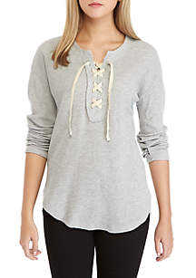 Lace Up Thermal