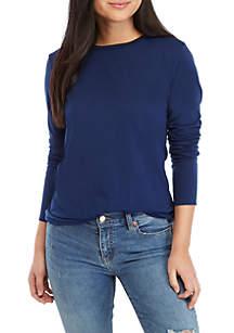 TRUE CRAFT Basic Long Sleeve Shirt