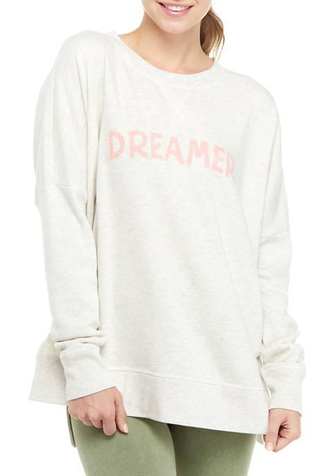 TRUE CRAFT Soft Shop Crew Neck Sweatshirt