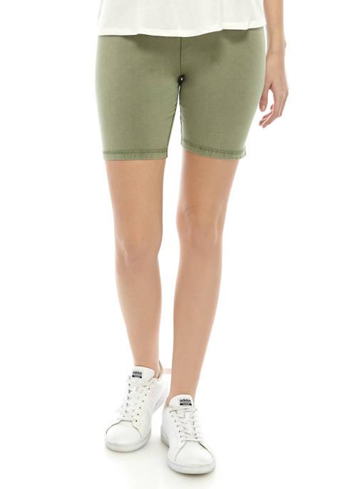 Soft Shop Juniors High Rise Bike Shorts