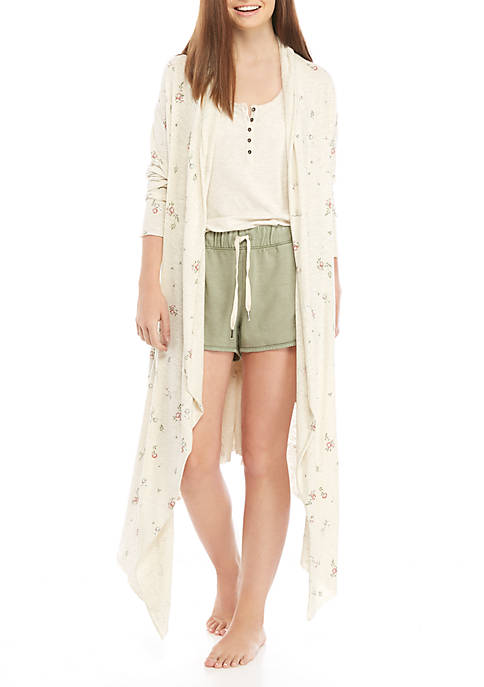 Soft Shop Waterfall Cardigan
