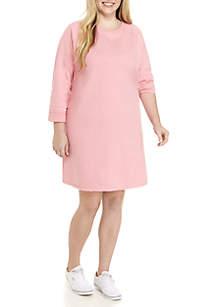 Plus Size Sweater Dress