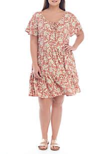 7cfa0bab02a640 TRUE CRAFT Muscle Tank · TRUE CRAFT Plus Size Peasant Dress
