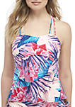 Blooming Beauty Tankini Swim Top