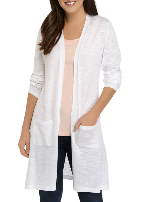 Womens Long Sleeve Cardigan