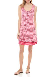 Kim Rogers® Sleeveless Reversible Flip Flop Dress