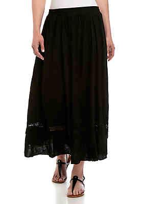 a4a567543fb98 Kim Rogers® Knit Crinkle Skirt ...