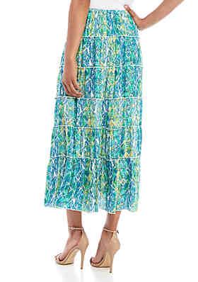 4a96d48dd Kim Rogers® Woven Skirt Kim Rogers® Woven Skirt