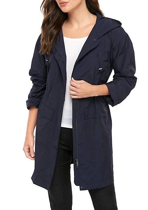 Long Hood Jacket