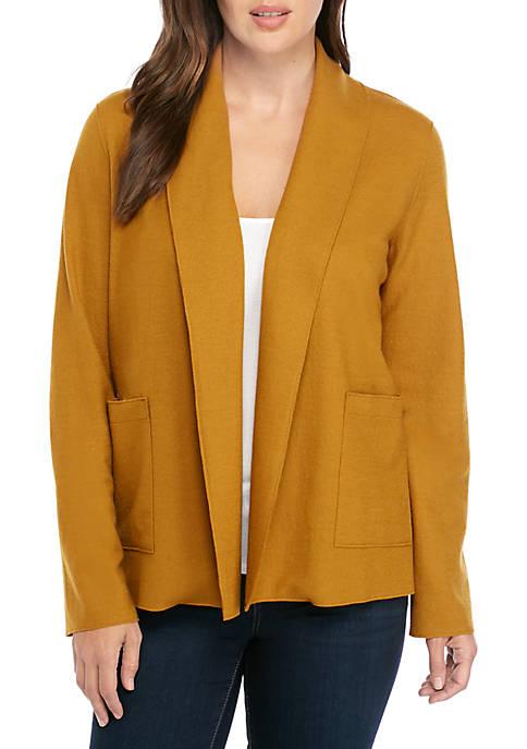 Eileen Fisher Kimono Boil Wool Jacket