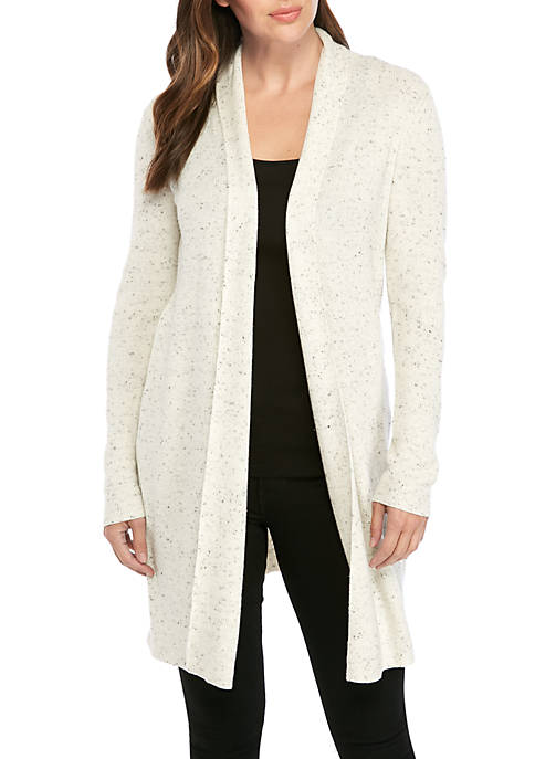 Eileen Fisher Speckled Cardigan