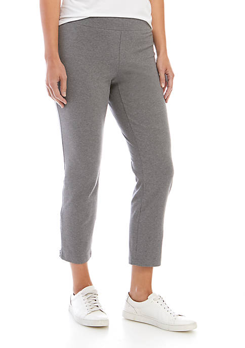 Eileen Fisher Heather Slim Ankle Pants
